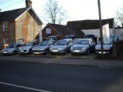 car sales garage forecourt/showroom/w/shop motor trade premises to let